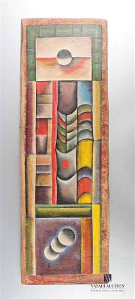 MANSUROV Pavel Andreevich (1896-1983) Composition...
