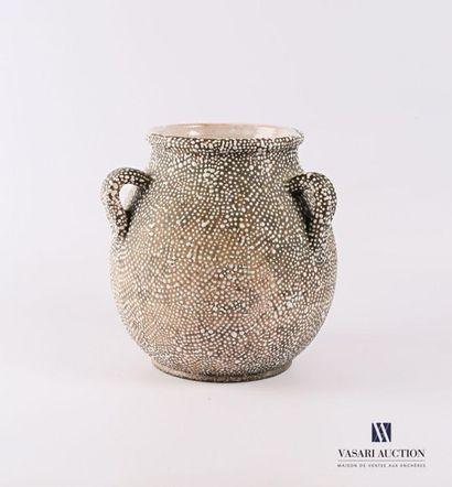 C.A.B. (Céramique d'Art de Bordeaux) Vase...