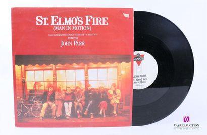 Lot de 20 vinyles : JOHN PARR - St Elmo's...
