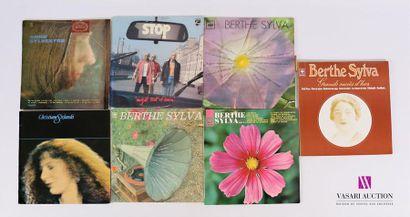 Lot de 17 vinyles : Anne Sylvestre Vous aviez...