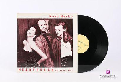 Lot de 20 vinyles : NAZZ NASKO - Heartbreak...