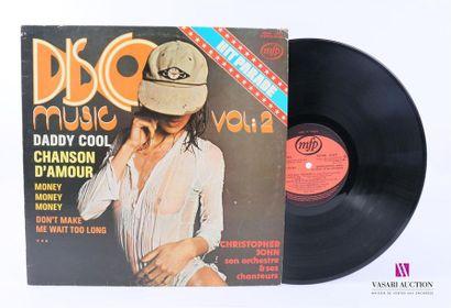 Lot de 20 vinyles : DISCO - Vol 2 1 Disque...