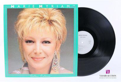Lot de 20 vinyles : MARIE MYRIAM - Calin...