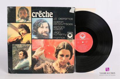 Lot de 20 vinyles : CRECHE 1 Disque 33T sous...