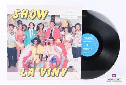 Lot de 20 vinyles : SHOW LA VINY - Vol 1...