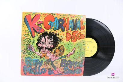 Lot de 20 vinyles : PITTY MELLO & BRAZIL...