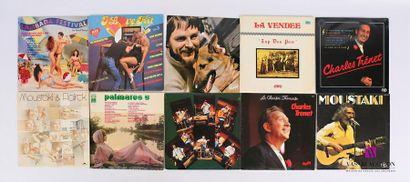 Lot de 20 vinyles : - Lambada Festival by...