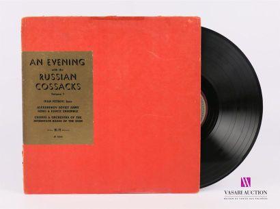 Lot de 20 vinyles : AN EVENING WITH RUSSIAN...