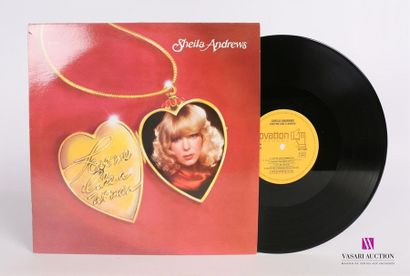 Lot de 20 vinyles : SHEILA ANDREWS - Love...