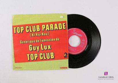 Lot de 20 vinyles : TOP CLUB PARADE (KI KOI...
