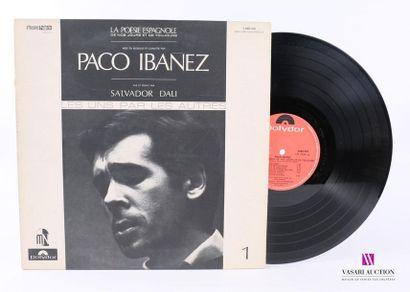 Lot de 20 vinyles : PACO IBANEZ - Les uns...