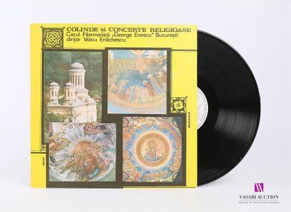 Lot de 20 vinyles : - COLINDE SI CONCERTE...
