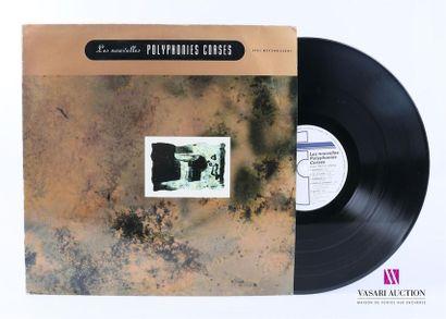 Lot de 20 vinyles : LES NOUVELLES POLYPHONIES...