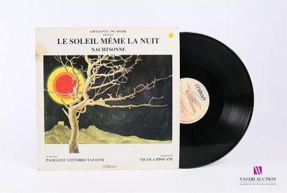 Lot de 20 vinyles : GIULIANI G. DE NEGRI...