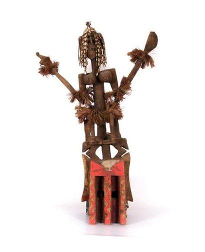 DOGON - SATIMBE Masque de rituel dit