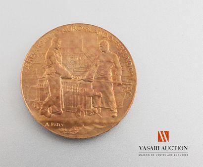 Monnaie de Paris, 1900 - Souvenir de l'exposition,...