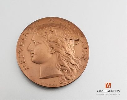 Médaille du Ministère de l'agriculture, concours...