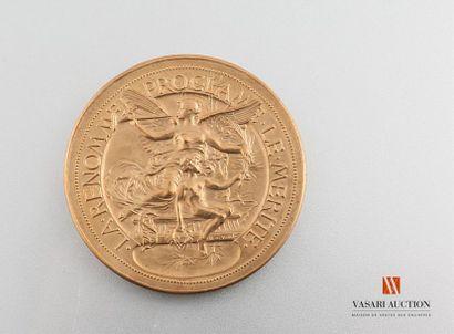 La renommée proclame le mérite - Médaille...