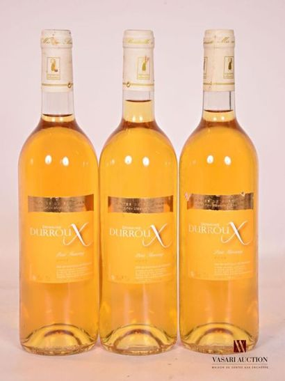 3 bouteillesVDP des Côtes de Gascogne -...