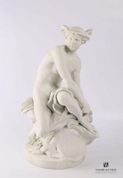 PIGALLE Jean-Baptiste (1714 -1785) D'après...