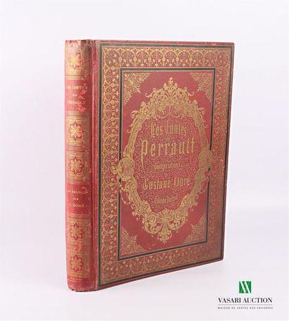 PERRAULT - Les contes de Perrault - Paris...