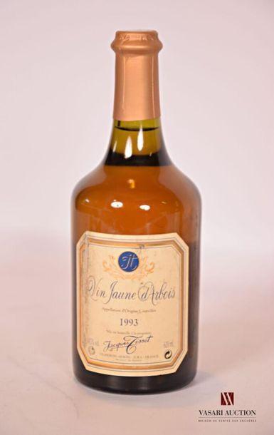 1 bouteilleVIN JAUNE d'ARBOIS mise J. Tissot...