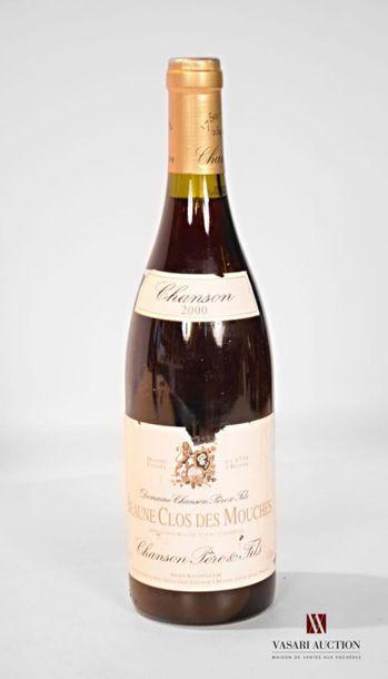 1 bouteilleBEAUNE Clos des Mouches mise...