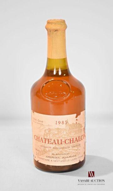 1 bouteilleCHÂTEAU CHALON mise J.M Courbet...