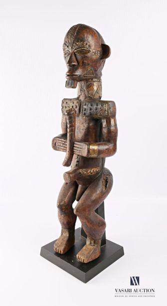 FANG - GABON Statue d'ancêtre, gardien de...