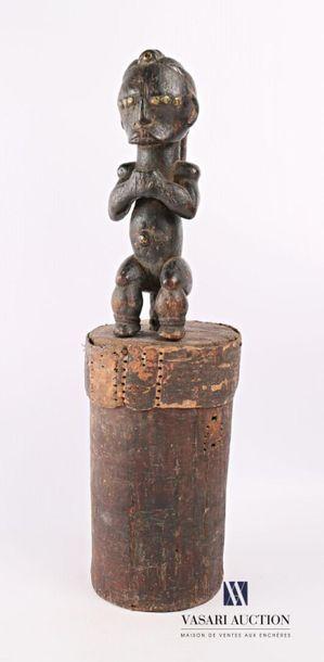 FANG - NORD GABON Statue d'ancêtre, gardien...