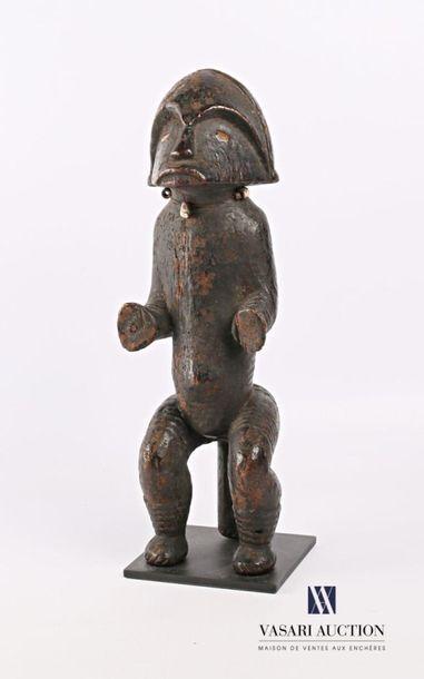 FANG - REGION RIVIERE SANGHA Statue d'ancêtre,...