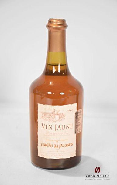 1 bouteilleCÔTES DU JURA Vin Jaune mise...