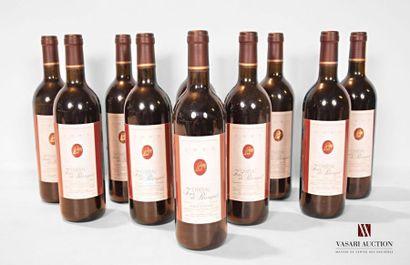 10 bouteillesChâteau TOUR DE BLANQUETSt...
