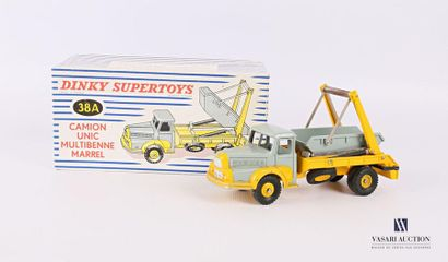 DINKY SUPERTOYS Camion Unic Multibenne Marrel...