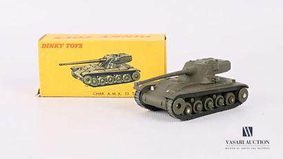 DINKY TOYS Char AMX 13 tonnes - Réf 80 C...