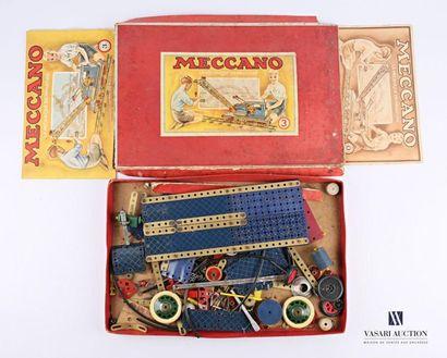 MECCANO PARIS Coffret La mécanique en miniature...