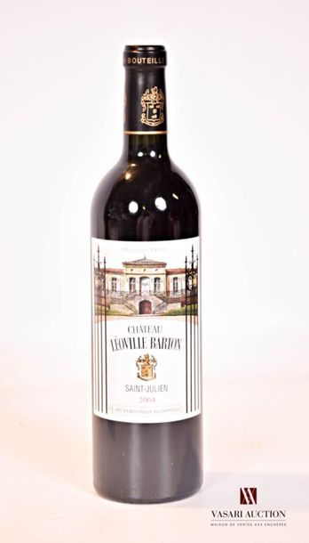 1 bouteilleChâteau LÉOVILLE BARTONSt Julien...