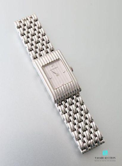 Boucheron, Reflet lady diamants, montre bracelet...