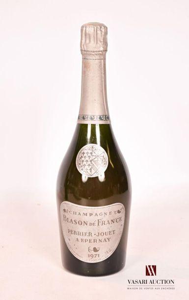 1 bouteilleChampagne PERRIER JOUET