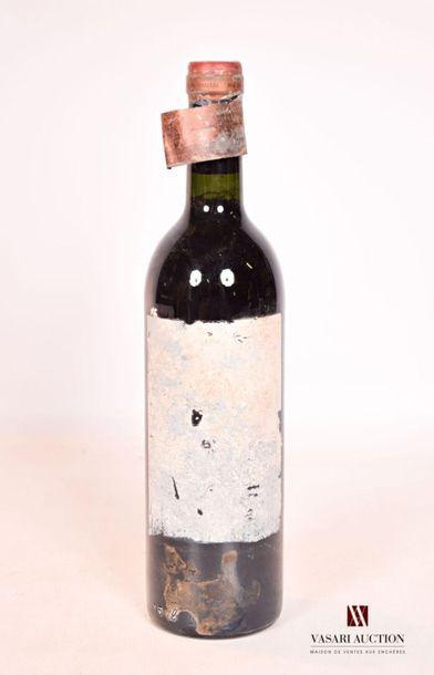 1 bouteilleChâteau PICHON LONGUEVILLEPauillac...