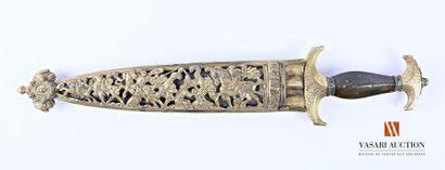 Dague de type germanique dite « Holbein »,...