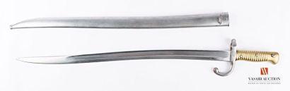 Sabre-baïonnette Mle 1866 pour fusil Chassepot,...