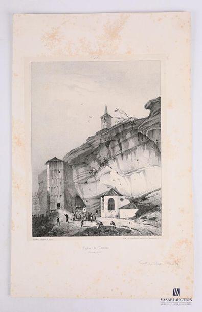 [DOUBS] Léon Jean-Baptiste Sabatier (XIXe-1887)...