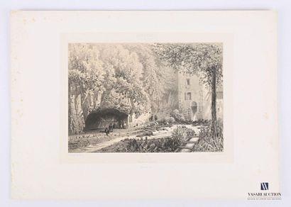 [PUY DE DOME] Hubert Clerget (1818-1899)...