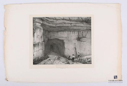 [DOUBS] Jean Gigoux (1806-1894) (dessinateur)...