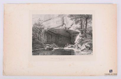 [DOUBS] Louis Jules Frédéric Villeneuve (1796-1842)...