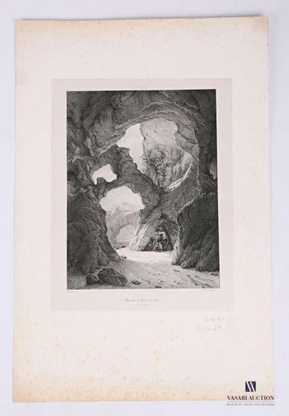 [ARDECHE] Nicolas Marie Joseph Chapuy (1790-1858)...