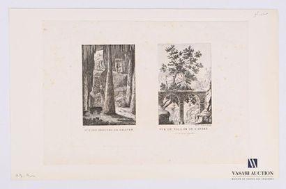 [ALPES-MARITIMES] Auguste de Louvois (1783-1844)...