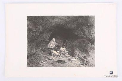 [JURA] Céléstin Nanteuil (1813-1873) (dessinateur...