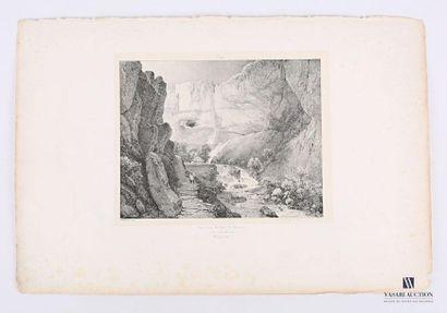 [JURA] Louis Jules Frédéric Villeneuve (1796-1842)...